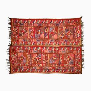 Kurdish Kilim Carpet, Iraq, Early 20th Century