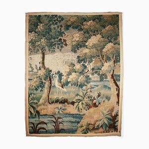 Peinture Flamande Verdure, Fin 17ème Siècle