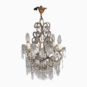 Small Chandelier, France, 1920s