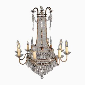 French Style Chandelier, 1900s