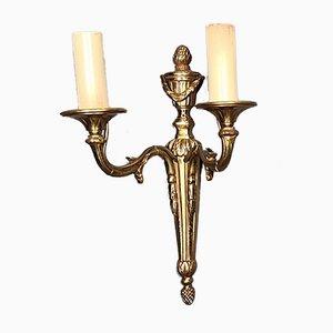 Lámparas de pared estilo Louis. Juego de 2