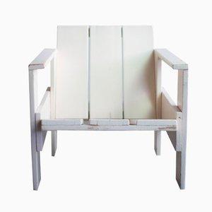 Crate Armlehnstuhl von Gerrit Rietveld für Metz & Co., 1934