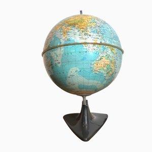 Italian Light-Up Globe from GdP, 1965