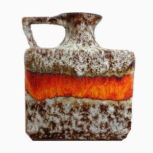 Fat Lava Turin Ceramic Vase from Jopeko, 1970s