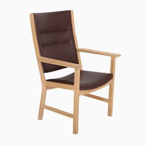 Armchair by Hans J. Wegner for Johannes Hansen. Denmark