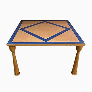 Dining Table by Ettore Sottsass for Zanotta, Italy, 1980s