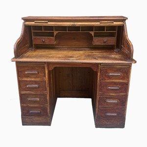 Amerikanischer Zylinder Schreibtisch