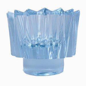 Glas Schale / Vase von Aimo Okkolin für Riihimaen