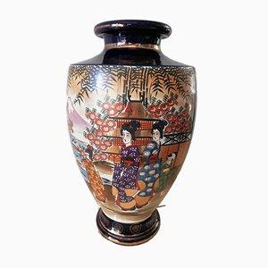 Japanische Satsuma Vase