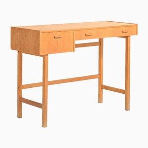 Scandinavian Oak Desk