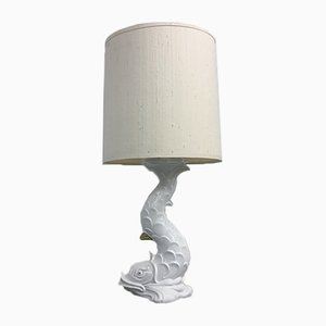 Lampe de Bureau en Céramique, Italie, 1960s