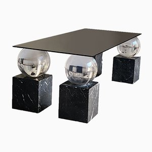 Table with Spheres and Marble, 1970s