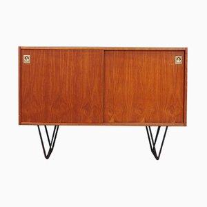 Danish Teak Cabinet, 1970s