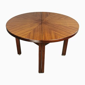 Extendable Rosewood Table by Ico Parisi for Mim, 1970s