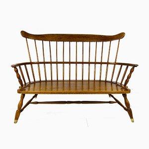 Windsor Style Spindle Back Bench