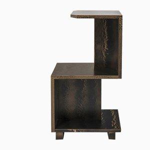 Table Art Déco dans le style de Louis Majorelle