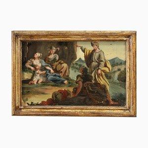 Pintura italiana antigua, siglo XVIII