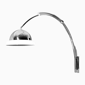 Mid-Century Bow Wall Lamp by Goffredo Reggiani for Reggiani, Italy, 1960s