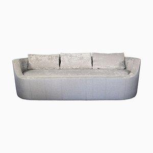 TALK 3-Sitzer Sofa mit Stoffbezug von DEHOMECRATIC