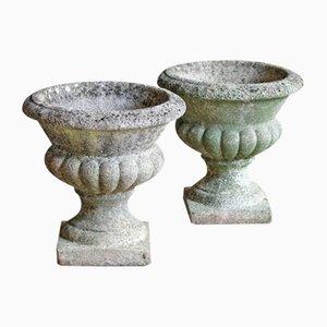 Vasi in pietra, set di 2