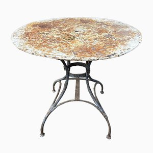 French Bistrot Terrasse Table, 1920s
