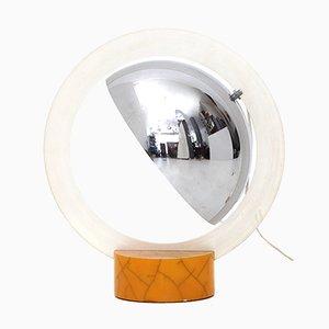 Tischlampe mit verstellbarem Schirm, 1970er