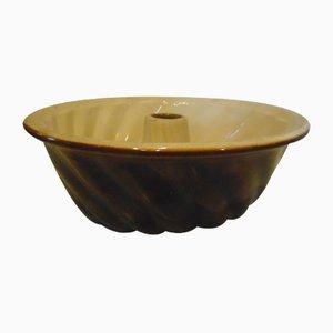 Molde para tartas Art Déco de cerámica