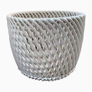 Vaso grande di Mürztaler Keramik, Austria, anni '50