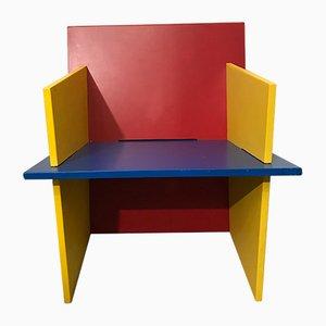 Postmoderner Sessel