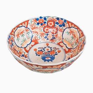 Large Vintage Imari Bowl, 1940s