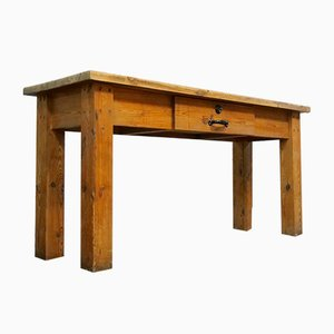 Industrial Workshop Table, 1950s
