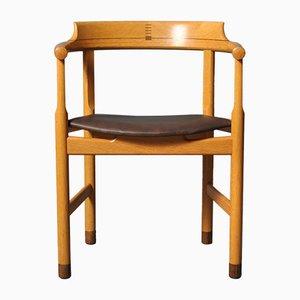 Chaise Modèle PP52 par Hans J. Wegner pour PP Furniture