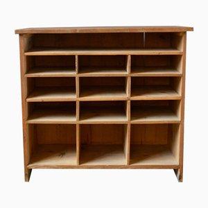 Vintage Bohemian Storage Cabinet
