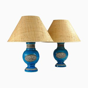 Lamps from Ugo Zaccagnini, 1960s, Set of 2