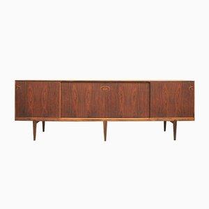 Rio Palisander Sideboard von Henry Rosengren Hansen für Brande Møbelfabrik, 1960er