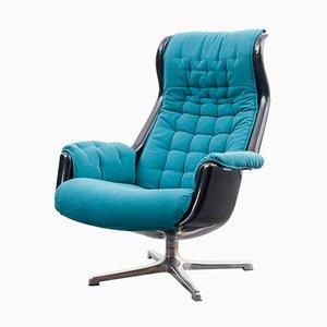 Galaxy Lounge Chair by Alf Svensson & Yngvar Sandström for Dux, 1970s