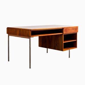 Palisander Schreibtisch, 1970er