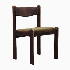 Danish Oak Chairs from Uldum Møbelfabrik, 1960s, Set of 6