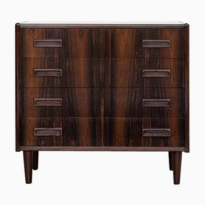 Mid-Century Danish Chest of 4 Drawers in Rosewood from Westergaard, 1960s