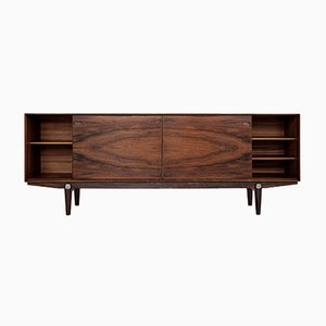 Midcentury Danish Sideboard in Rosewood by Rosengren Hansen for Skovby Møbelfabrik