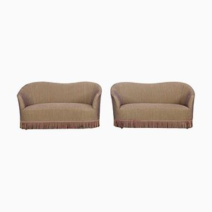 Sofas by Fede Cheti, Italy, 1940s, Set of 2