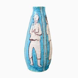 Vaso in ceramica di CAS Vietri, Italia, anni '50
