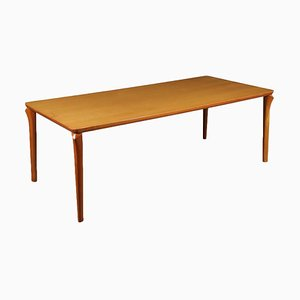 Buchenholz Tisch von Cassina, 1990er