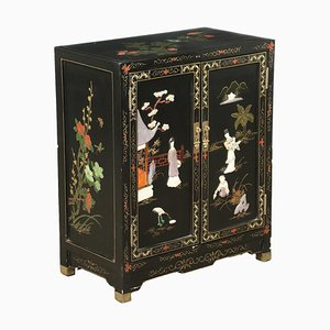 Chinoiserie-Style Cabinet