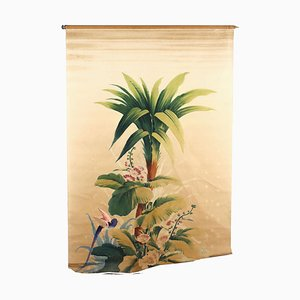 Large Painting on Fabric