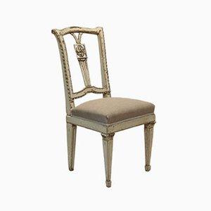 Antiker Italienischer Louis XVI Stuhl