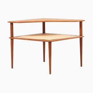 Minerva Side Table by Peter Hvidt for France & Søn / France & Daverkosen, Denmark, 1950s