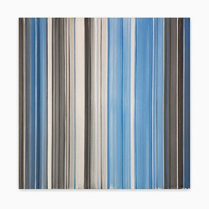 Matthew Langley, This Heat, 2018, acrilico su tela