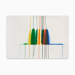 Martin Reyna, Sin título (Ref 17136), 2017, Tinta en papel