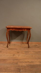 Louis-Philippe Game Table in Mahogany, 1890s